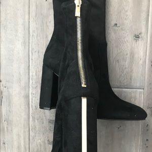Ivanka Trump Shoes - NWOT Ivanka Trump Suede Boots